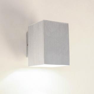 s.LUCE Madras Wandleuchte mit Lichtkegel 1-flammig Wandlampe