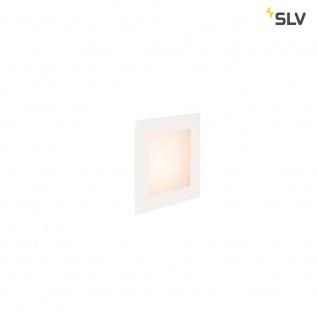 SLV Frame LED Basic Wandeinbauleuchte SLV 1000576