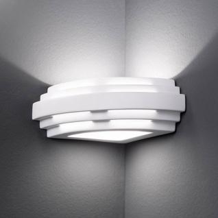 Kolarz Stiegel Wandleuchte Weiß Wandlampe