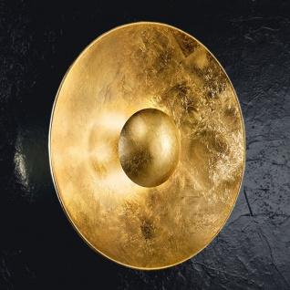 Kögl Aura Sol Gold Wand- & Deckenleuchte Ø 60cm Wandlampe