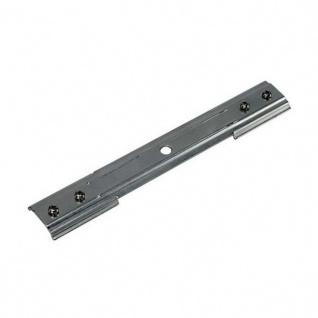 SLV Stabilisator Längsverbinder lang für 1-Phasen HV-Stromschiene nickel matt 143151