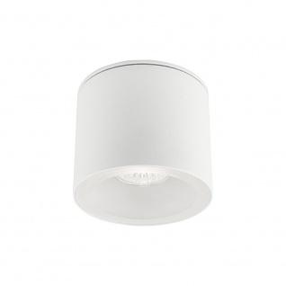 Licht-Trend Aussendeckenlampe Hexa IP44 Weiß