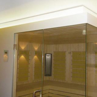 5m LED Strip-Set Premium / Touch Panel / Kaltweiss - Vorschau 2