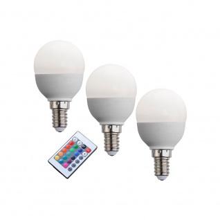 LeuchtenDirekt 08116-3 E14 LED Tropfenlampe 200lm 3W