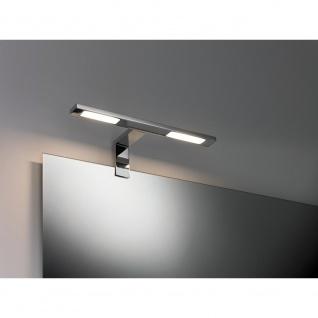Paulmann Galeria Spiegel- und Aufschrankleuchte LED Double Hook 2x3, 2W Chrom 99385