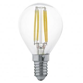 E14 LED Retro dimmbar per Schalter 4W 470lm Warmweiß