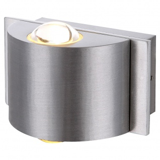 Globo 34177-2 Line Aussenleuchte Aluminium Druckguss LED