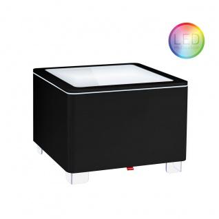 Moree Ora LED Tisch Pro mit Akku Schwarz Dekorationslampe