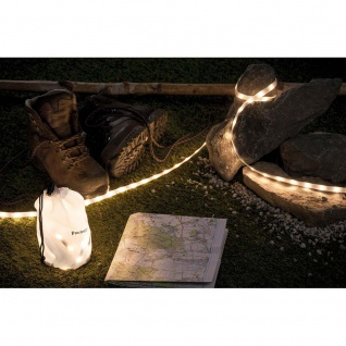 Paulmann 94196 Outdoor Mobile LED Strip Amigo 3 Meter IP20 3000K USB Akku