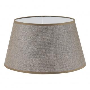 Eglo 49957 1+1 Vintage Lampenschirm Ø 35cm Braun