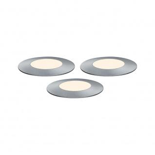 Paulmann LED Plug & Shine Floor Mini Erweiterungsset IP65 24V 3000K 3x2, 5W 93949