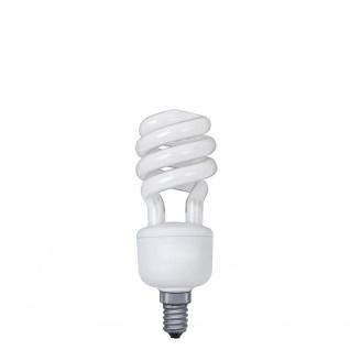 Paulmann Energiesparlampe Spirale 11W E14 Warmweiß 89436