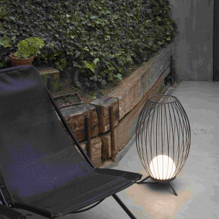Cage Outdoor LED Terrassenlampe IP65 Anthrazit