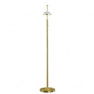 Wofi Toulouse LED Standleuchte 1-flammig Messing matt 3997.01.32.0000