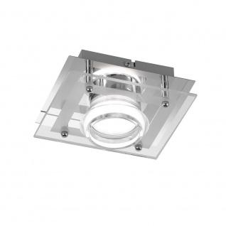 Wofi Moody LED Spot 1-flammig Chrom 422301010000