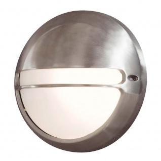 Konstsmide 7333-000 Torino Aussen-Wandleuchte opales Acrylglas