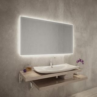 LED Bad Spiegel Aguilas L 100 x 60cm mit Rundumbeleuchtung - Vorschau 3