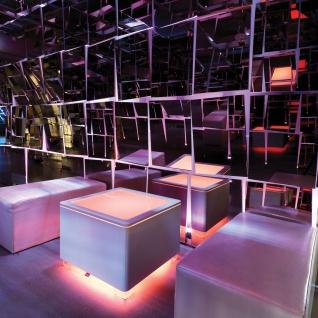 Moree Ora LED Tisch mit Akku Weiß Tische