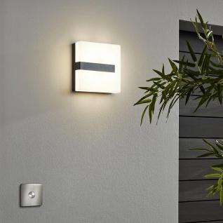 Connect LED Aussenwandlampe 1400lm IP44 Warmweiß