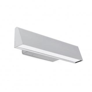 LED Wandleuchte CONIK 3000K 800lm Aluminium