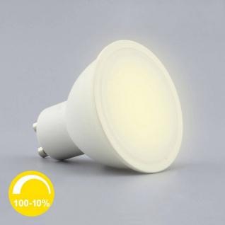 GU10 Power SMD LED Dimmbar Warmweiß 120° 470lm 5W LED Leuchtmittel Spot