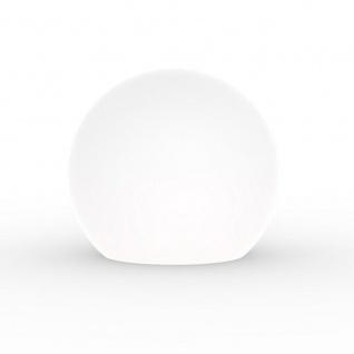 Licht-Trend Bolla XL Garten Aussenkugel Ø 60 cm / Weiss Kugellampe Gartenkugel - Vorschau 3