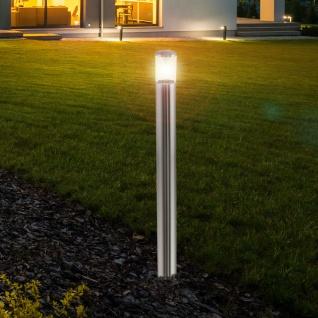 LED Edelstahl Aussen-Standleuchte Penalva 99cm
