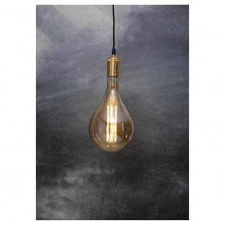 E27 Vintage LED 16cm Tropfen Dimmbar 650lm Extra Warmweiß - Vorschau 3