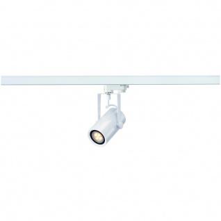 SLV 153921 EuroSpot Integrated LED Weiss 13W 2700K 36° inkl. 3P.-Adapter