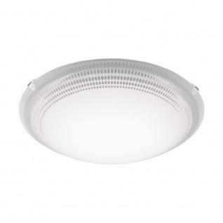 Eglo 95672 Magitta 1 LED Deckenlampe Ø 25cm 820lm Weiß Klar