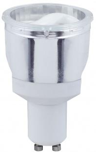 Paulmann Energiesparlampe Reflektorlampe 6W GU10 Long neck Tageslichtweiß 88262
