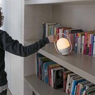 Tragbare Lampe TAKE AWAY IP20 Weiß
