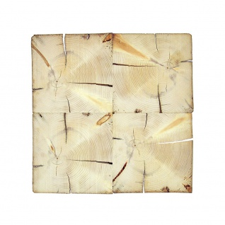 Almleuchten W1 Altholz Wand-/Deckenleuchte mit flächigem Licht Holz-Wandlampe - Vorschau 3