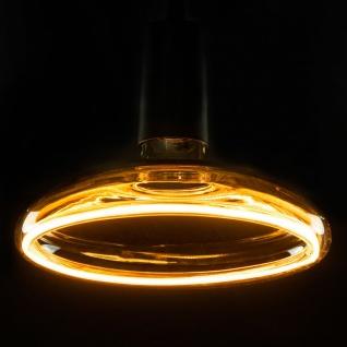 LED Leuchtmittel Floating Reflektor E27 warmweiß klar dimmbar - Vorschau 3