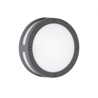 Wofi Astoria LED Außenleuchte anthrazit Wandlampe Aussen