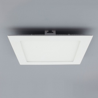 Licht-Design 30398 Einbau LED-Panel 960lm Dimmbar 17x17cm Neutral Weiss
