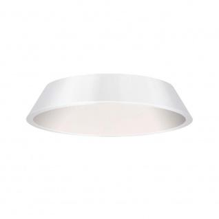 s.LUCE pro SkaDa Lampenschirm Ø40 H8, 5cm Weiß