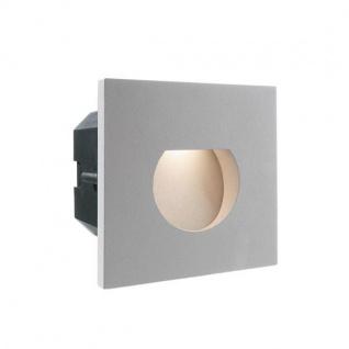 Abdeckung Rund Grau für LED-Einbauleuchte Steps Outdoor