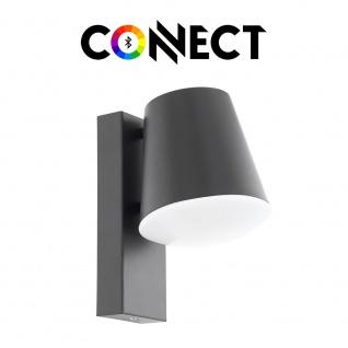 Connect LED Aussen-Wandlampe 806lm IP44 Warmweiß