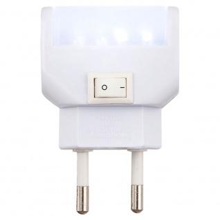 Globo 31908 Chaser LED Nachtlicht Weiß
