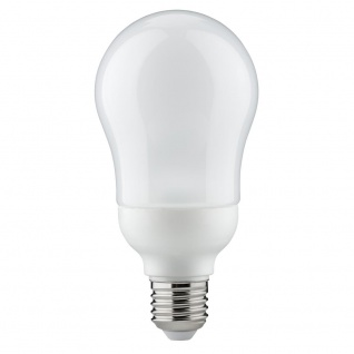 Paulmann Energiesparlampe AGL 20W E27 Warmweiß 89020