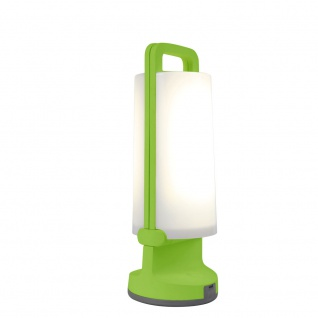 Mobile LED Solarlampe Dragonfly IP54 Grün Solar Gartenlampe Gartenleuchte