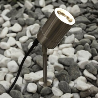 Licht-Trend T-Spike LED Aussen Spiess-Strahler Garten Aussenstrahler Gartenspot