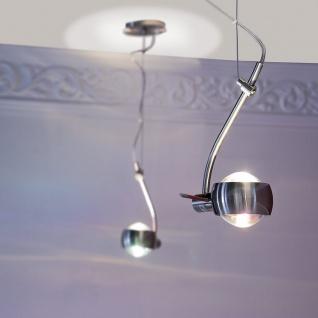 s.LUCE Beam Hängeleuchte mit Glaslinsen drehbar Pendellampe - Vorschau 1