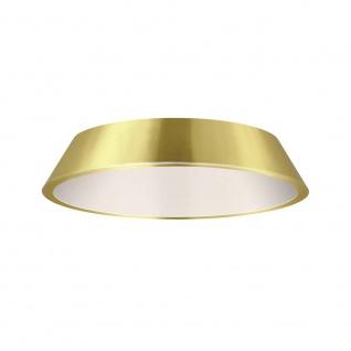 s.LUCE pro SkaDa Lampenschirm Ø40 H8, 5cm Goldfarben - Vorschau 1