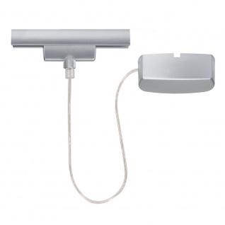 Paulmann URail System Light&Easy Stromeinspeisung max. 1000W Chrom matt 230V Metall