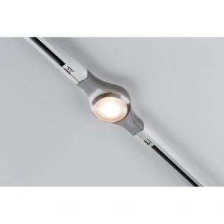 Paulmann VariLine LED Linienverbinder 1x5, 8W Alu-Gebürstet dimmbar 95487