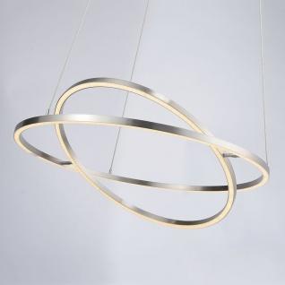 Licht-Trend LED Hängeleuchte 10 + 20W LED dimmbar Ø 44cm Hängelampe