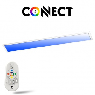 Connect LED Panel 120x30cm 4300lm RGB+CCT