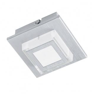 Eglo 94505 Masiano LED Wand & Deckenleuchte 1 x 33 W Alu-Gebürstet